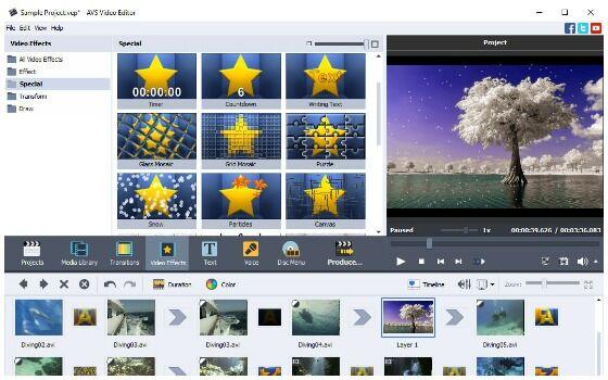 Aplikasi Edit Video PC Avs Video Editor 0b4b3