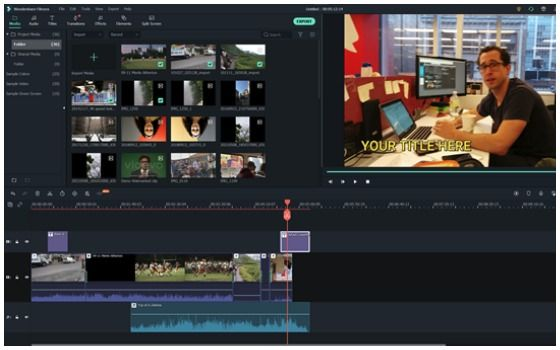 Aplikasi Edit Video PC Filmora 17ef7