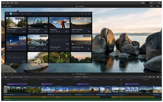 Aplikasi Edit Video PC Ringan Final Cut Pro X Cd249