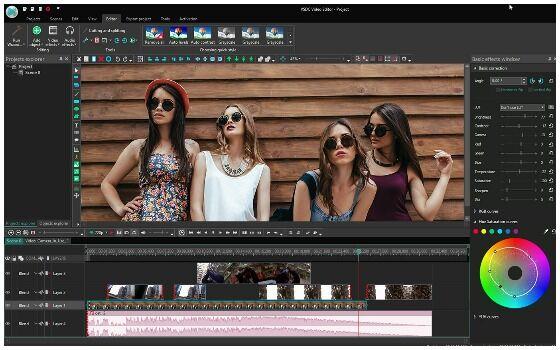 Aplikasi Edit Video PC Vsdc 3fb45
