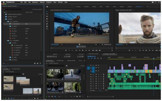 Software Edit Video Pc Adobe Premiere Pro Afea7