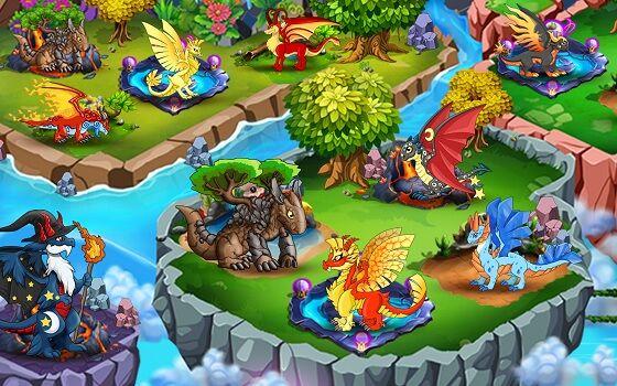 Dragon Village MOD APK 1 Ae9f2