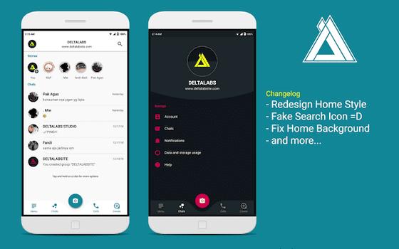Download Whatsapp Delta 2020 F07e5