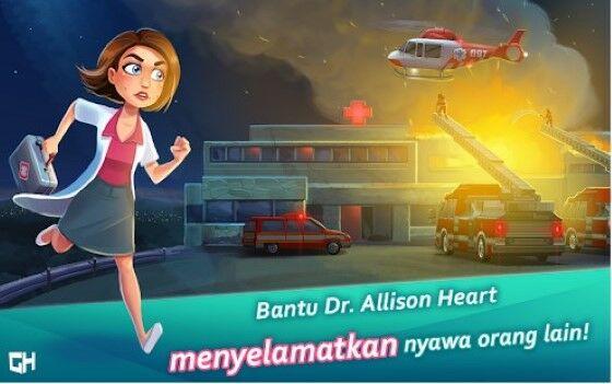 game heart's medicine hospital heat