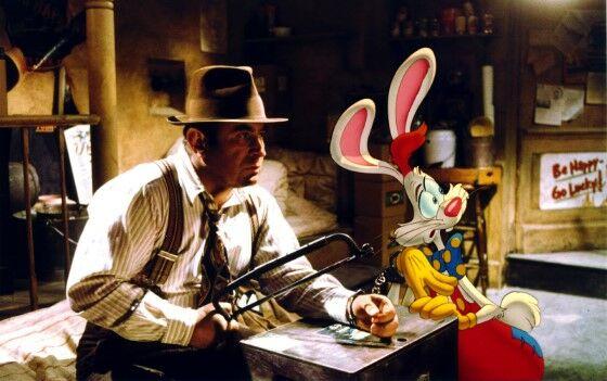 Who Framed Roger Rabbit 1988 Df72f