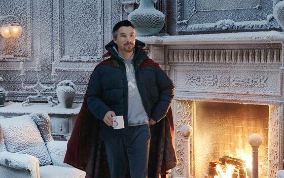 Benedict Cumberbatch Sebagai Dr Strange Sony Pictures 4f4b1
