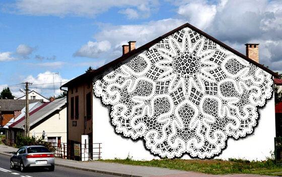 Karya Seni Jalanan Wow 13