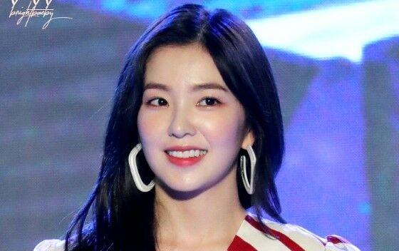 Irene Red Velvet D4033