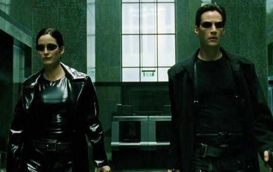 Neo Dan Trinity The Matrix 17630