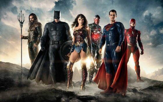 Justice League 18b9c
