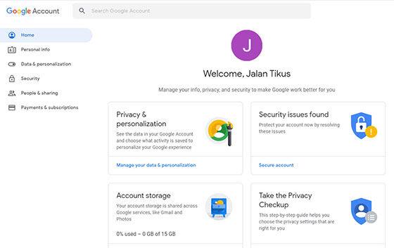 Cara Membuat Email Di Google A3ace