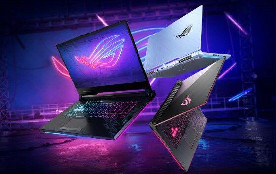 Laptop Asus Rog Murah Terbaik Strix G15 G512LI A490f