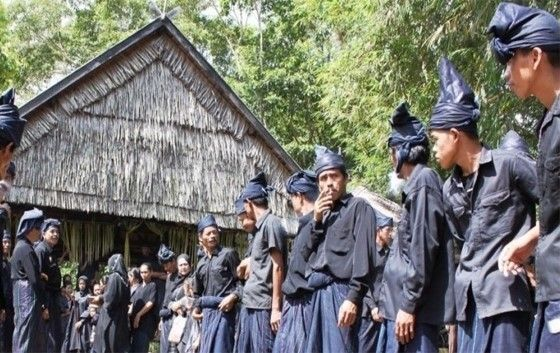 Suku Kajang 130db