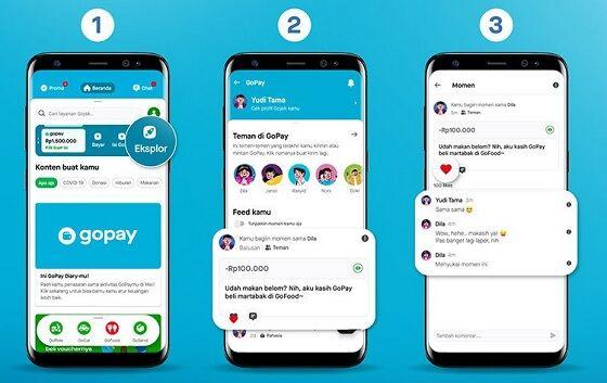 Download GoPay MOD APK, Bisa Dapat Saldo Gratis? | Jalantikus