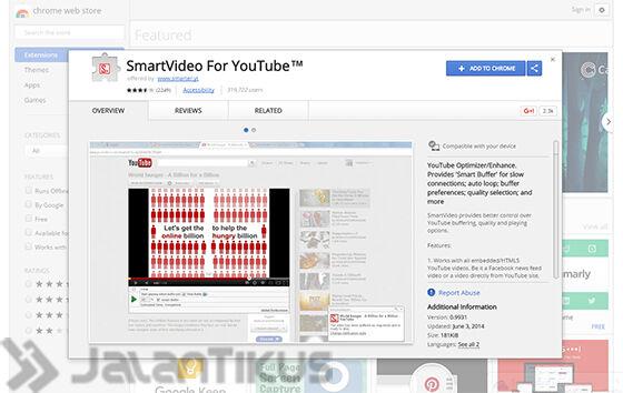 Cara Mempercepat Proses Buffer Youtube