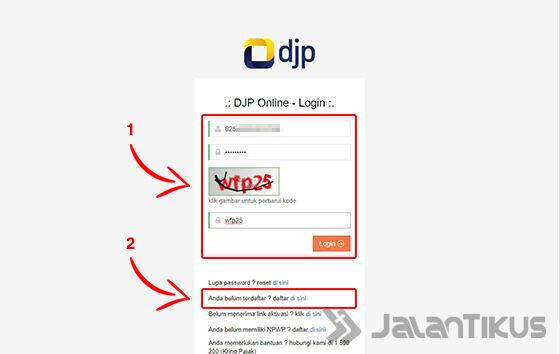 Cara Cek Npwp Online Djp 02 Fb615