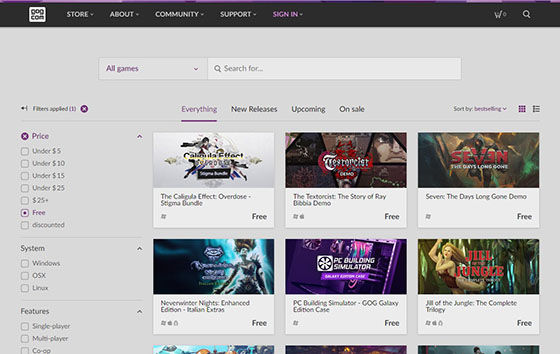 Web Download Game Pc Gog 799be