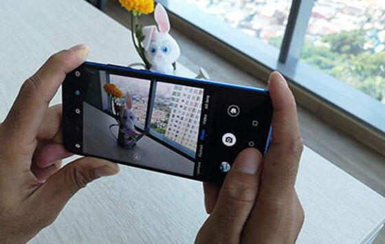 Huawei Nova 3i Camera Cc173