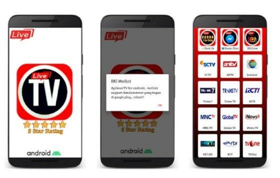 Aplikasi Tv Offline Indonesia A7786