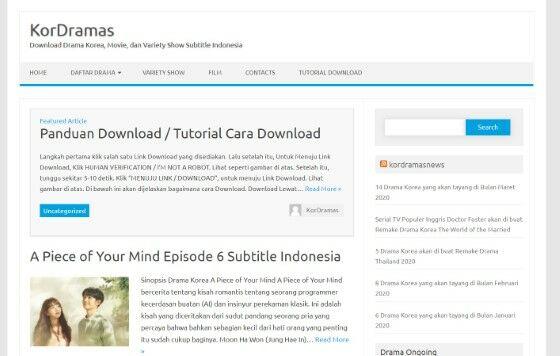 Situs Download Film Korea Gratis 023e8