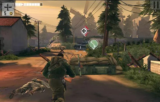 Game Gameloft Offline Brothers In Arms 3 2338e