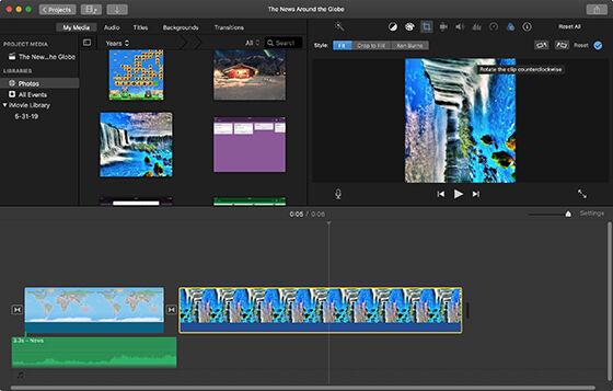 Aplikasi Edit Video Youtuber Imovie 516ee