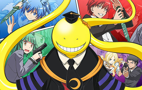 Assassination Classroom 390dc