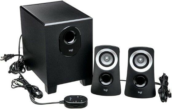 Speaker Komputer Gaming 0887c