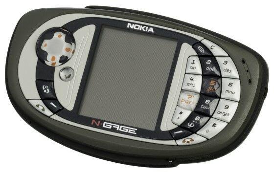 Nokia N Gage 6be58