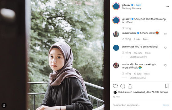 caption instagram kekinian auto banyak likes