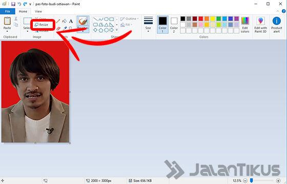 Cara Mengecilkan Foto Paint 01 A76bd