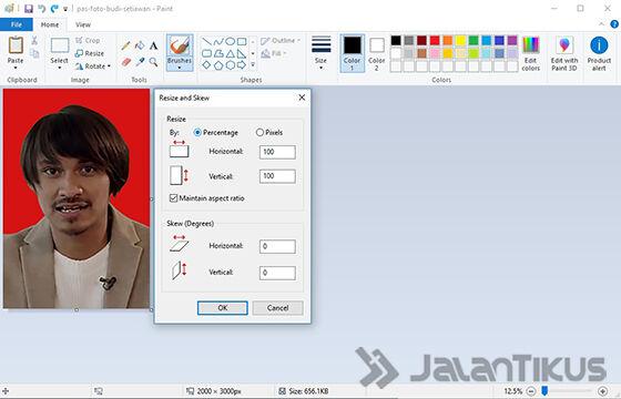 Cara Mengecilkan Foto Paint 02 1bb64