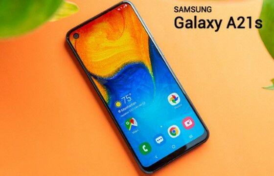 Samsung Galaxy A21s Harga Dan Spesifikasi 72f64