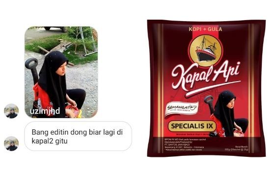 Meme Kocak Photoshop Gagal 9926b