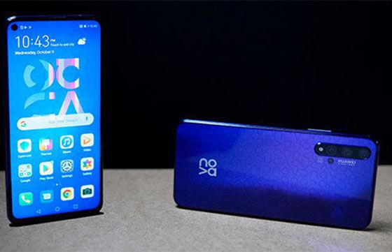 Hp Full Screen Huawei Nova 5t 71a17