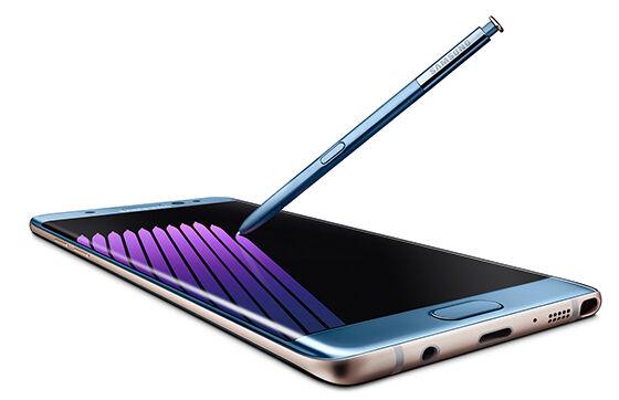 Stylus Samsung Galaxy Note 7