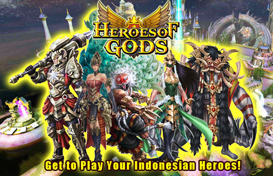Karakter Nyi Roro Kidul Video Game Dunia 03 08156