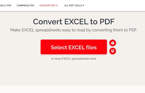 Excel To Pdf Terbaik E346c