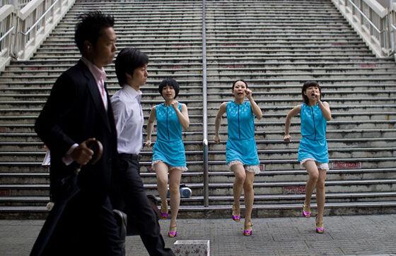 Foto Pekerja Jepang 07