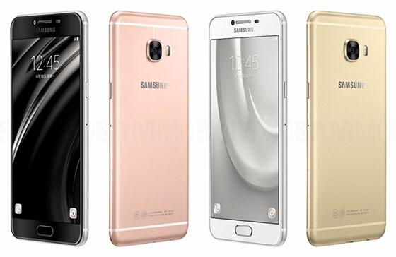 Teaser Samsung Galaxy C9 3