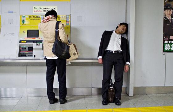 Foto Pekerja Jepang 08