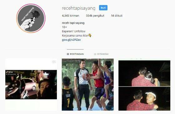 Akun Instagram Lucu Kocak 8 8237d