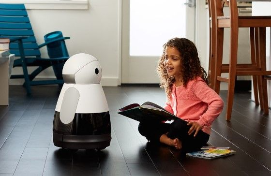 Robot Futuristis Untuk Asisten Rumah 6 8a316