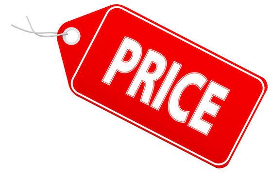 Price Tag 5e607