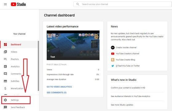 Cara Menghapus Channel Youtube Yang Lupa Password D4a90