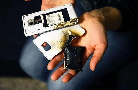 Smartphone Panas 6