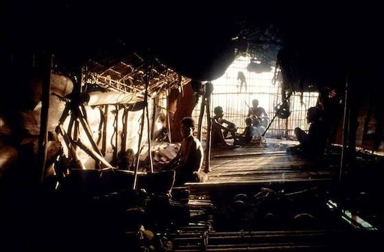 Suku Korowai Kanibal 78af8