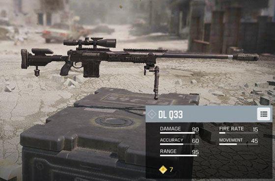 Senjata Terbaik Cod Mobile Dl Q33 D0c99