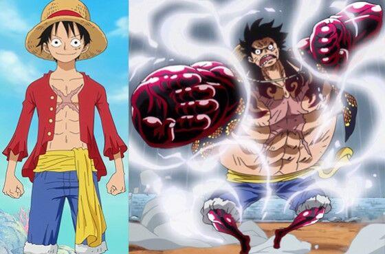 Transformasi Karakter Anime Paling Keren 5