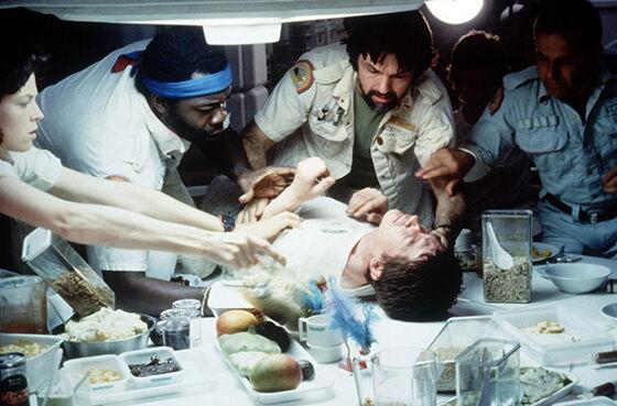 John Hurt Alien 181c0